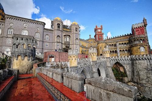 Palácio Nacional da Pena- Sintra (Explore)
