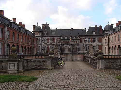 Cycle tour Mons-Beloeil-Chievres-Mons