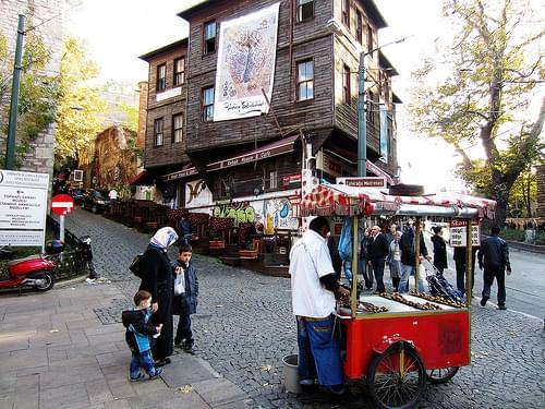 Ottoman Town Houses