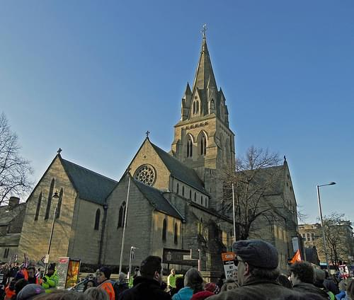 Nottingham Catholic Cathedral