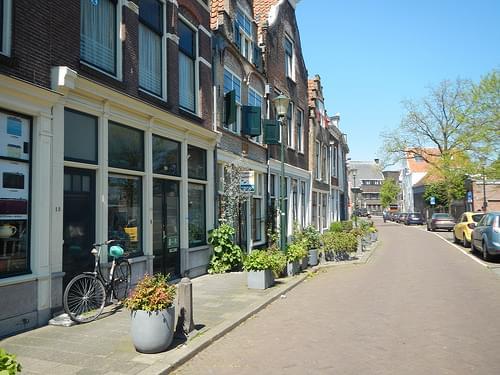 Street, Gouda