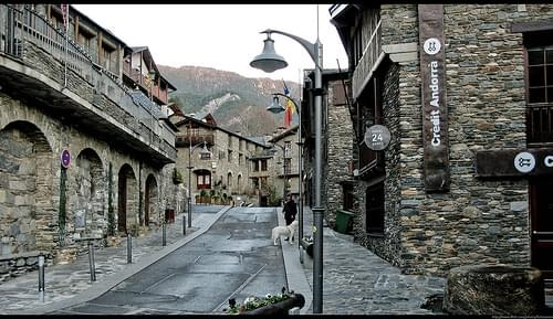 Historic Center, Andorra la Vella