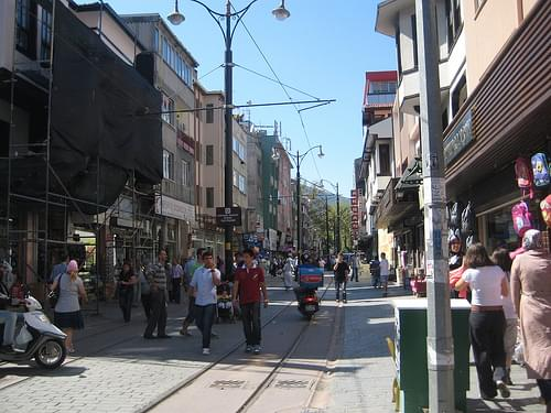 Historic Center, Bursa