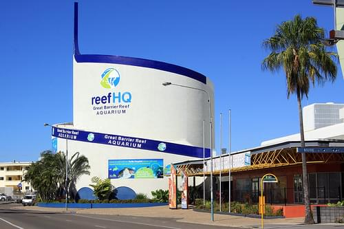 Reef HQ Aquarium, Townsville