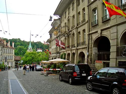 Historic Center, Bern