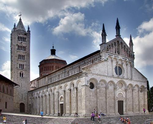 Massa Marittima (Grosseto) – La cattedrale di San Cerbone
