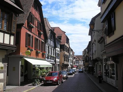 Historic Center, Obernai