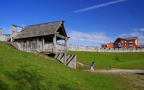 Trelleborg Viking Ring Fortress