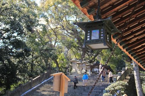 Konpira san Shrine, Kotohira, Kagawa
