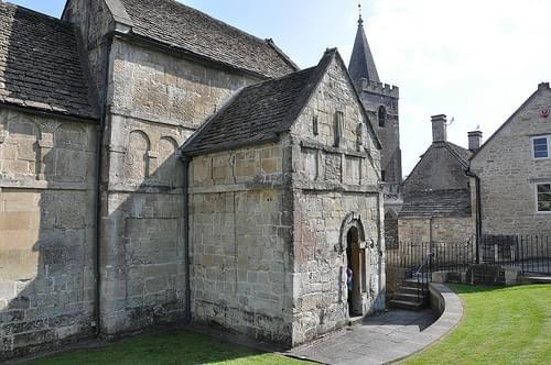 St Laurence's Saxon Church, Bradford-on-Avon