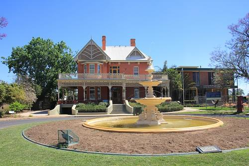 Mildura Arts Center and Rio Vista Homestead