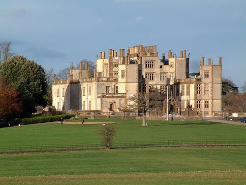 Sherborne, Castle 1