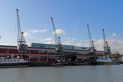 Crains - M Shed - Bristol Harbour
