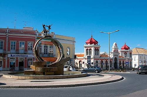 Loule. Portugal - 2