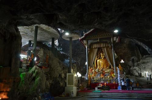 Raft Tour - Wat Baan Tham