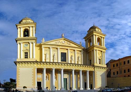 Imperia (Liguria) – La basilica di San Maurizio