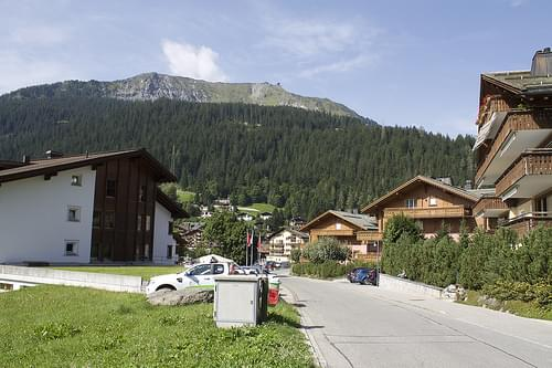 Historic Center, Klosters
