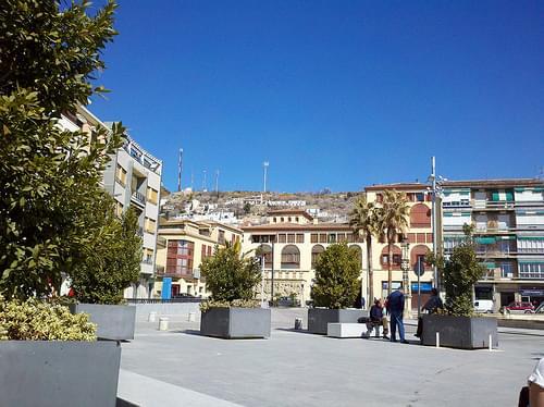 Alcalá la Real, Jaén, España