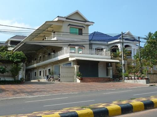 Historic Center, Sihanoukville