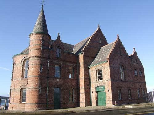 P2 - Portrush Town Hall - 17-2-07