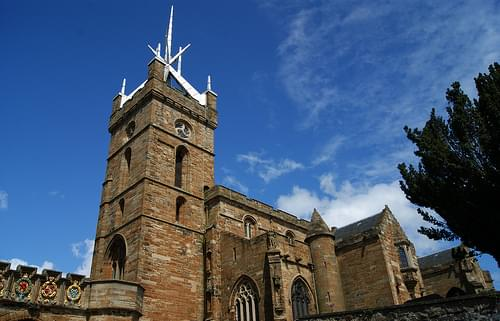St. Michael's Parish Church, Linlithgow