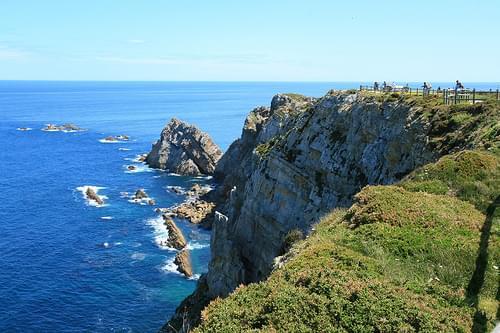 Cabo Peñas.