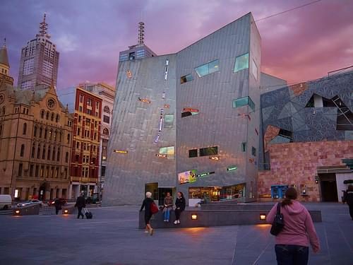 Ian Potter Centre, Melbourne