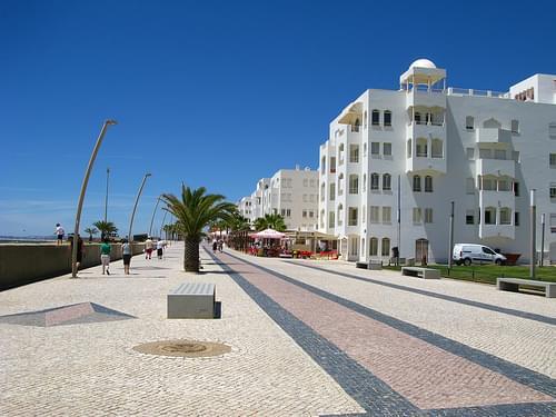Algarve, Day 2 Marina & Quarteira - 01