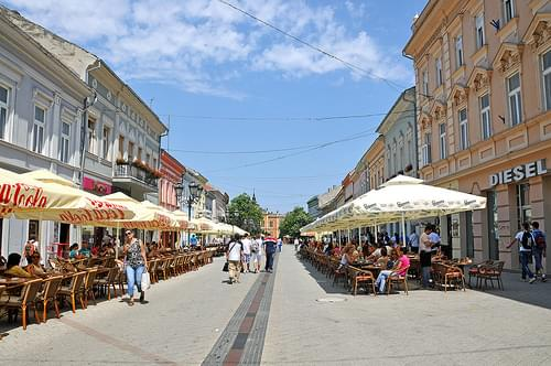 Historic Center, Novi Sad