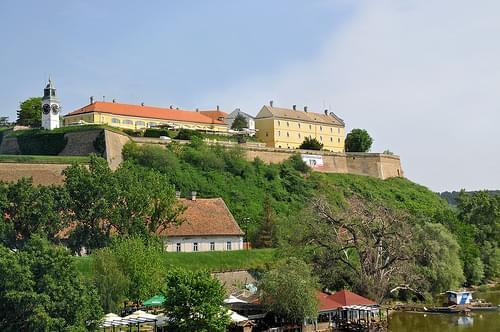 Serbia-0316 - Petrovaradin Fortress