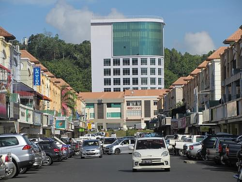 City Center, Sandakan