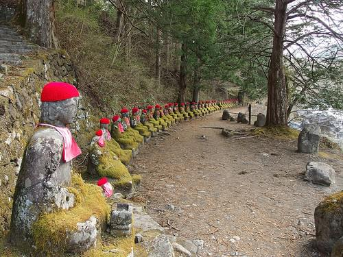 Kanman-ga-fuchi Abyss trail @ Nikko