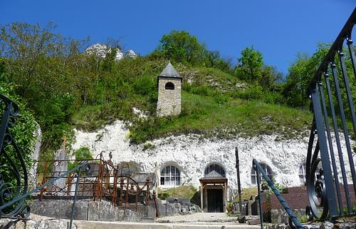 Eglise Troglodytique/Troglodyte Church