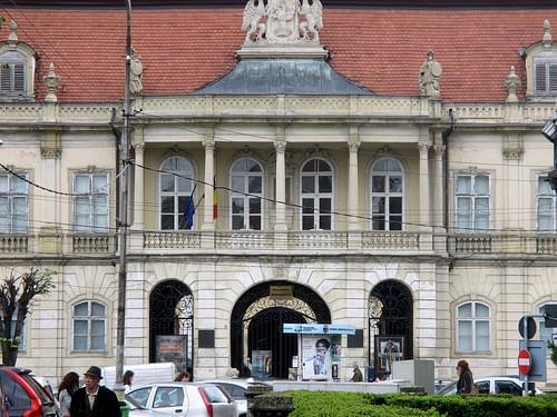 Cluj-Napoca - Bánffy Palace