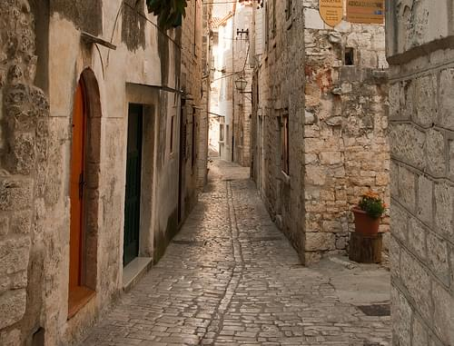 Historic Center, Trogir
