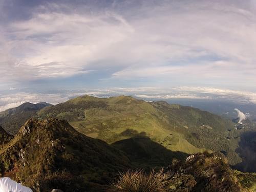 Mount Apo peak