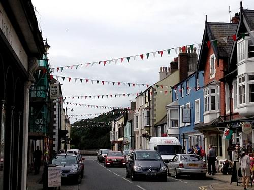 Historic Center, Beaumaris