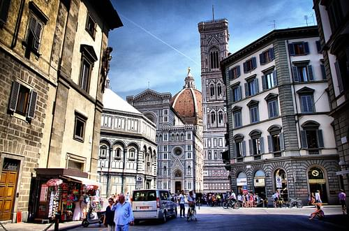 Cathedral Square, Florence