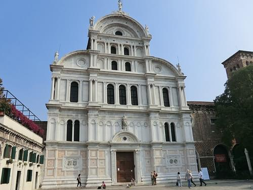 San Zaccaria Church, Venice