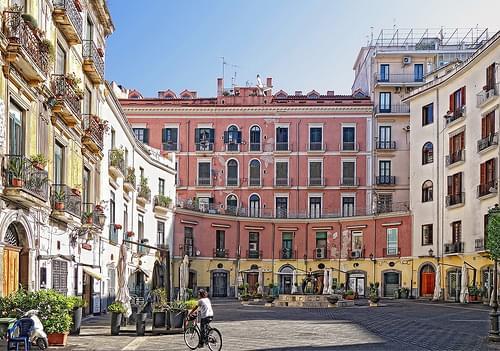 Historic Center, Salerno