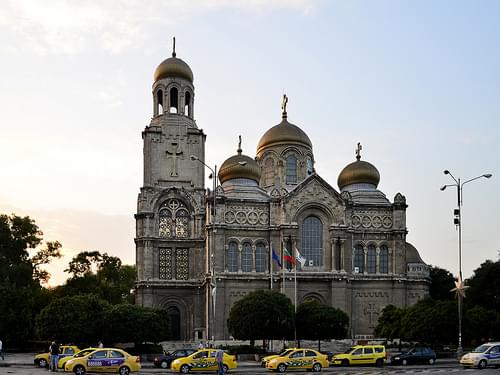 The Dormition of the Theotokos Bulgarian Orthodox Cathedral