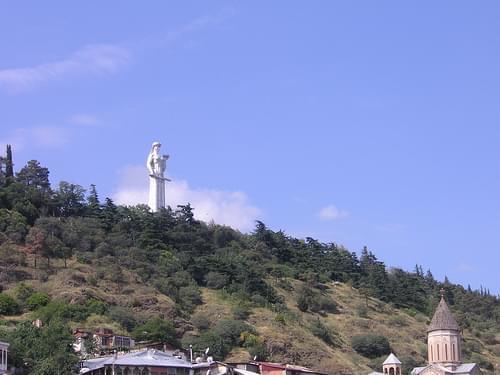Tbilisi - Kartlis Deda