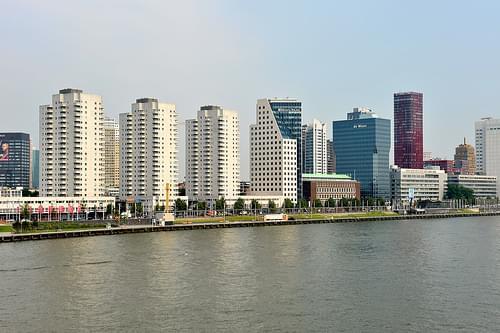 De Boompjes Rotterdam