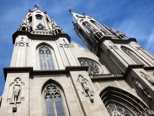 São Paulo - Sé: Catedral Metropolitana de São Paulo