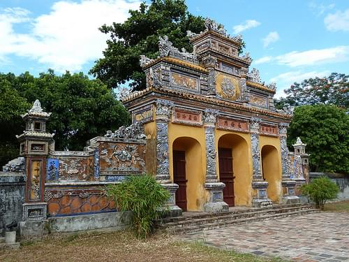 The Citadel and Imperial City, Hue