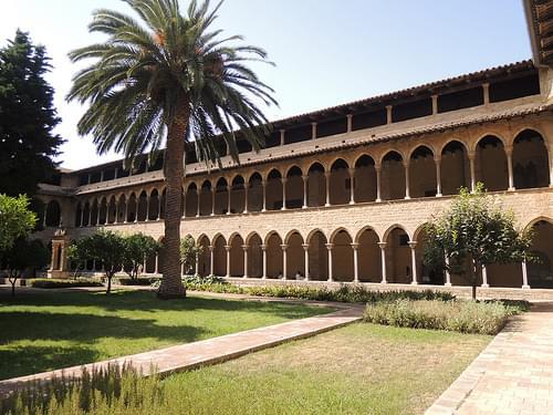 Monasterio de Santa María de Pedralbes
