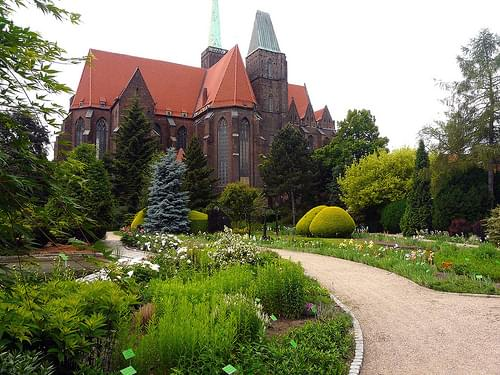 Botanical Garden of the University of Wroclaw