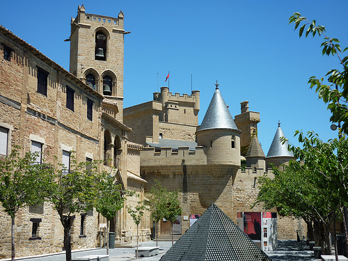 Kings of Navarre Castle, Olite