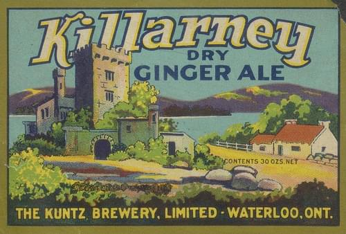 Killarney Dry Ginger Ale