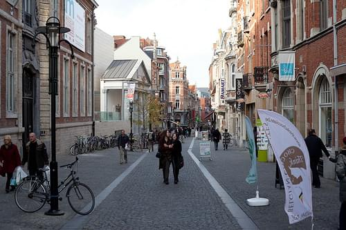 Historic Center, Louvain